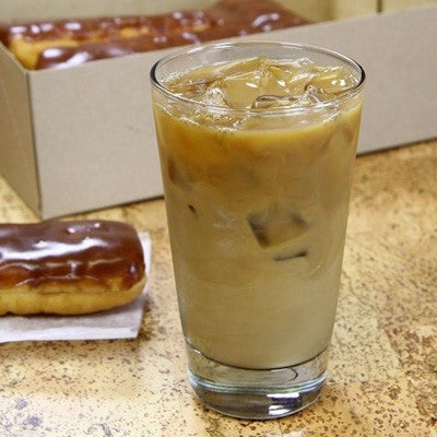 Flavored Iced Coffee