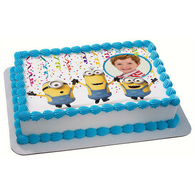 Minions Party Frame