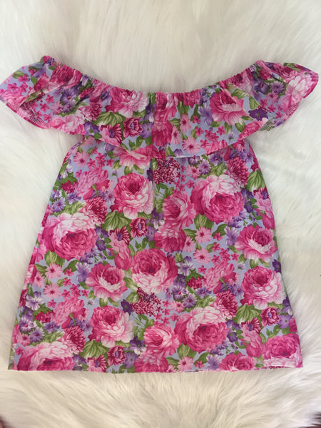 SALE Daphne Off The Shoulder Dress size 1,2&3