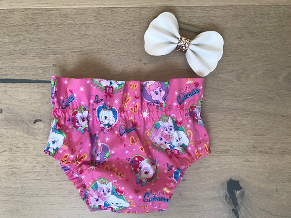 High waisted bloomers - cats