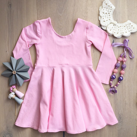 Breeze dress - pink