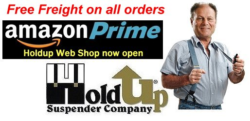 Holdup Suspender Company Inc