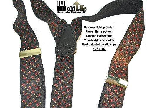 Hold-Ups French Horn Pattern 1 3/8