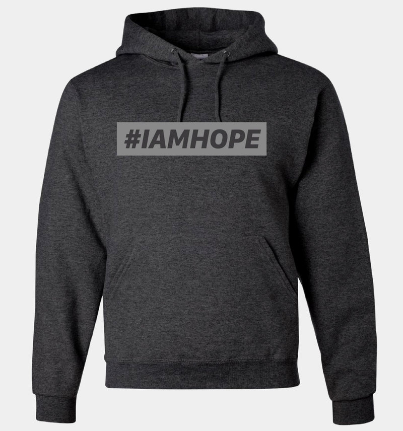 #IAMHOPE Hooded Pullover