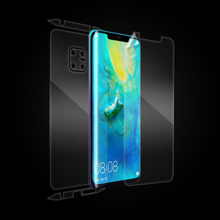 info for 93e0a 22b6b Huawei Mate 20 Pro Invisible Film Screen Protector