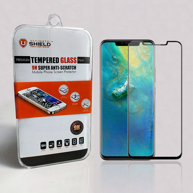 sports shoes 21a7b 67c20 Huawei Mate 20 Pro Tempered Glass Screen Protector