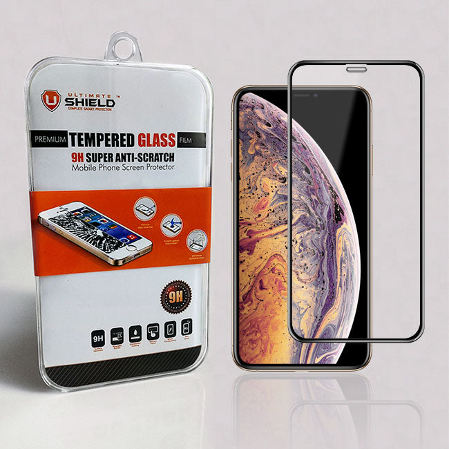 Giveaway iphone xs max screen protector front and back film
