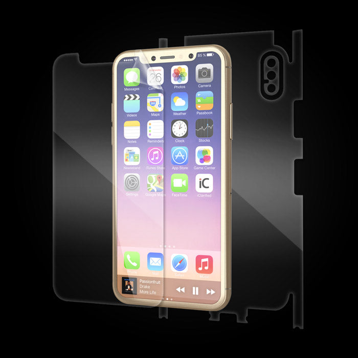 promo code ad026 060eb Apple iPhone X Screen Protectors | Ultimate Shield