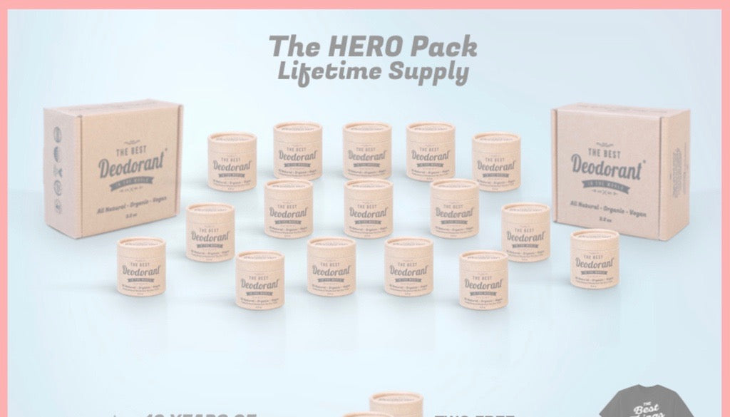LIMITED TIME: The Lifetime Supply