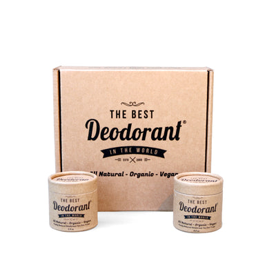 The Best Deodorant - 6 Month Supply