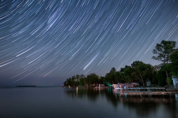 Simcoe Star Trails