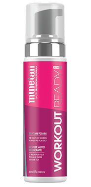 Workout Ready Self Tan Foam