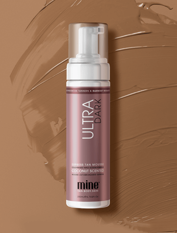 Ultra Dark Mousse Autobronzante