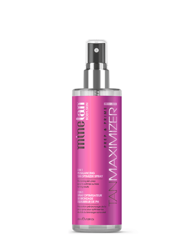 MineTan Body Skin Tan Maximizer Mist Mine Body