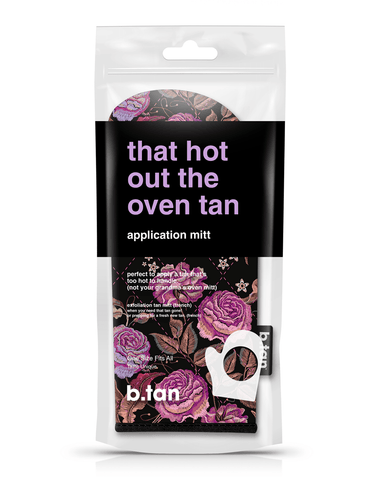 b.tan that hot out the oven tan b.tan body