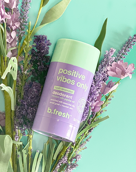 b.fresh positive vibes only deodorant