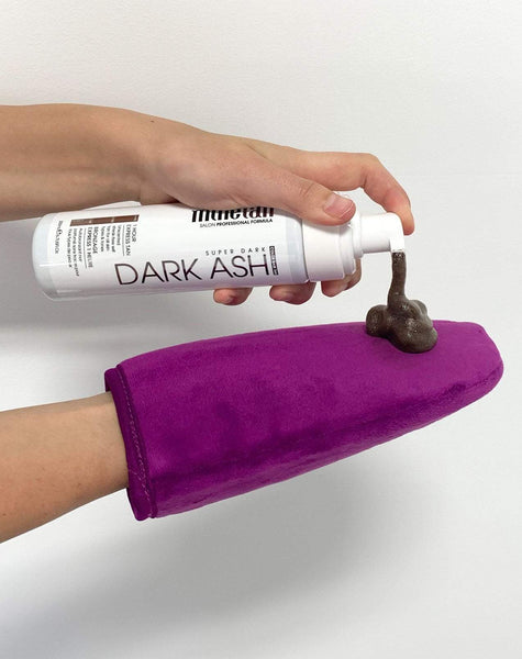 MineTan Body Skin Dark Ash Mine Foam