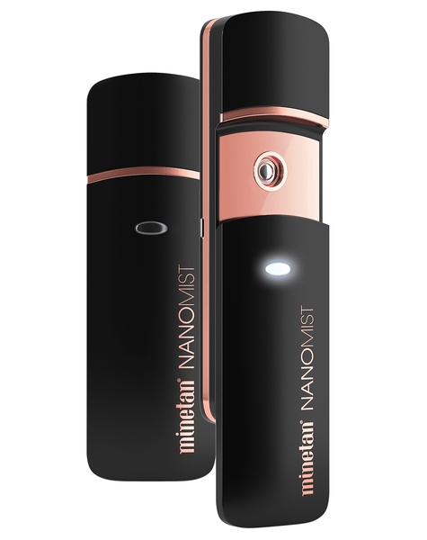 MineTan Body Skin Nano Mist Mine Face