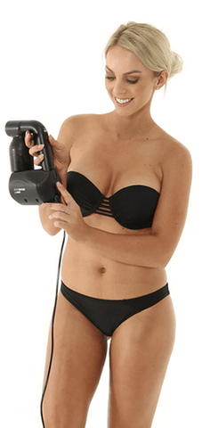 Refurbished Bronze Babe Personal Spray Tan Kit - Pink