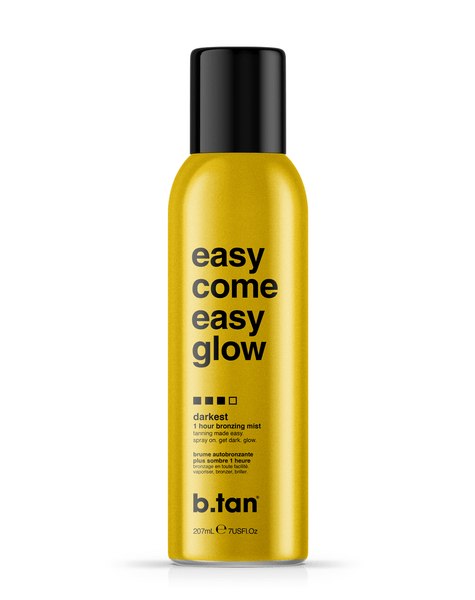 easy come easy glow b.tan
