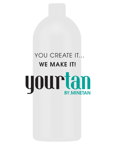 MineTan Custom Pro Spray Mist MineTan Body Skin