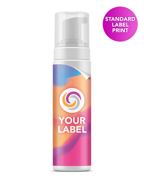 Standard Label Print Private Label