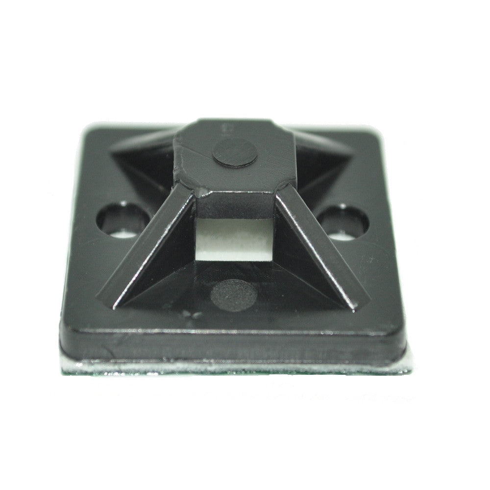 Skywalker SKY321148C Cable Tie Mounting Base, qty100 - 21st Century Entertainment Inc.