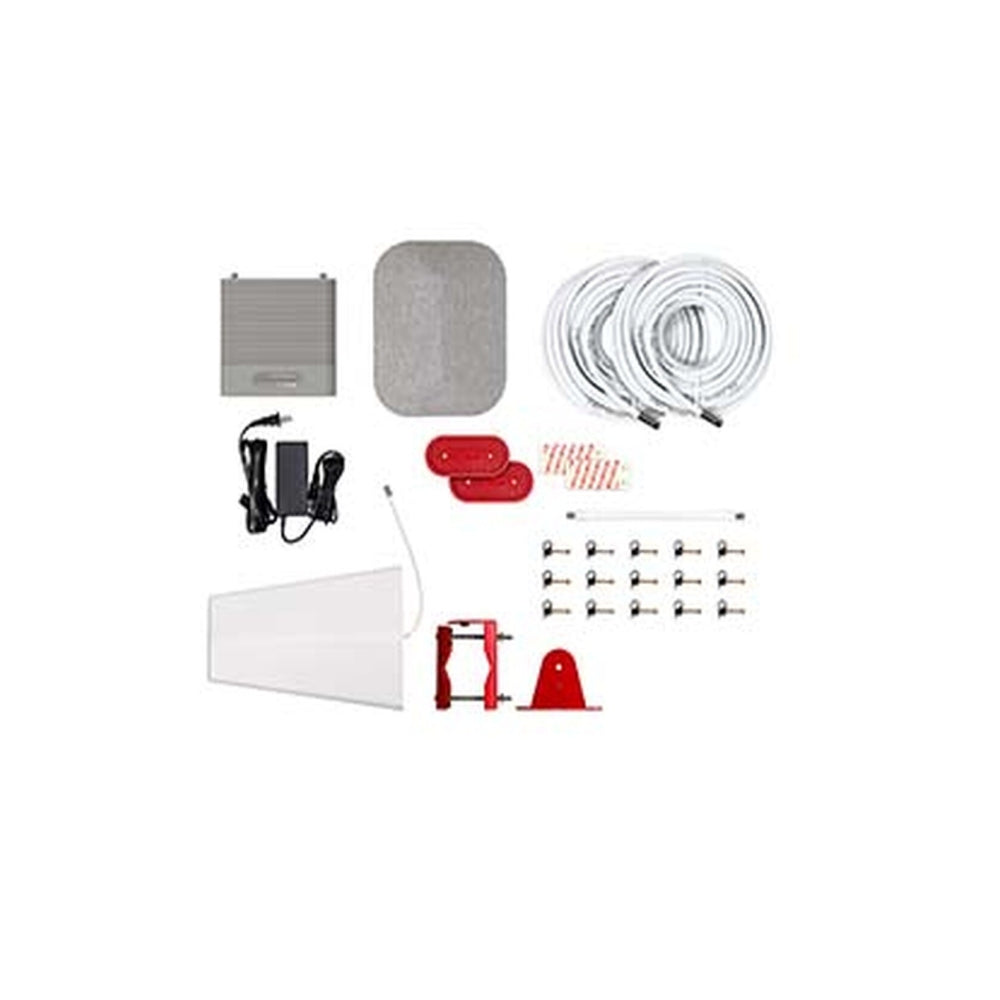 WeBoost 15-06492 Home MultiRoom In-Building Signal Booster Kit - 21st Century Entertainment Inc.