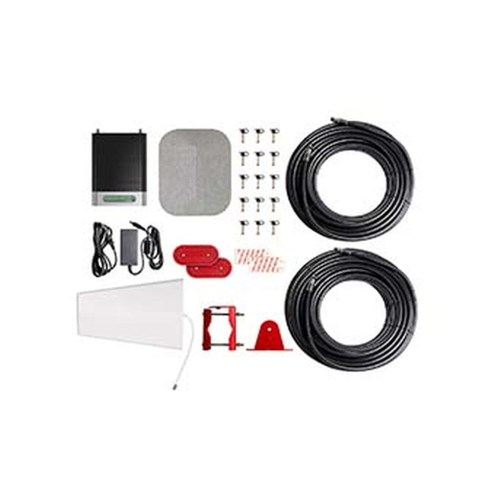 WeBoost 15-06493 Home Complete In-Building Signal Booster Kit - 21st Century Entertainment Inc.