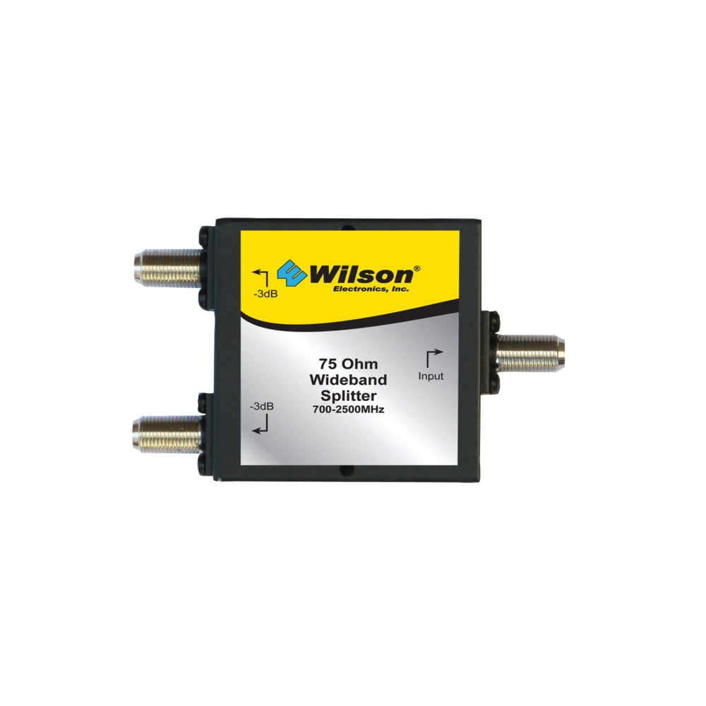 Wilson 2 Way Splitter  700-2300 MHz - 21st Century Entertainment Inc.