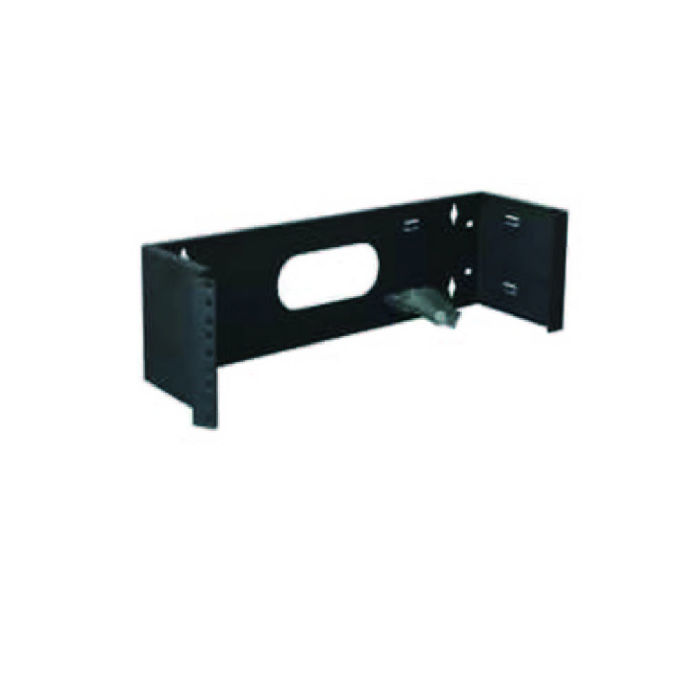 "CDD 4U Wall Mount Bracket with Hinge, 6"" Depth x 19"" Width"