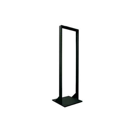 "Royal Racks ROY16UDOOR 16u Door for ROY2213 with Casters (30.5"" plus casters)"