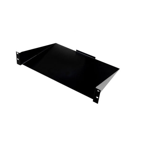 "CDD 55"" Tall AV Rack 27U Component Rack for Home Theater Equipment"