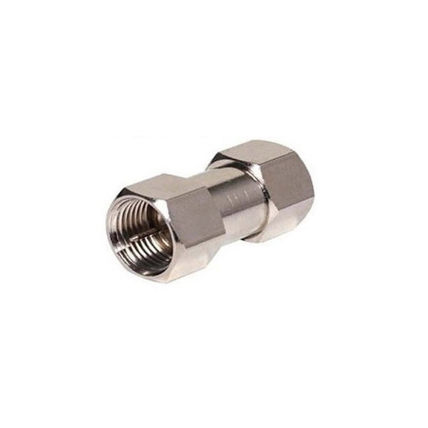 F Male to F Male Coupler Adapter - 21st Century Entertainment Inc.