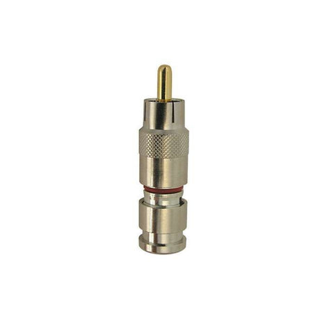 BNC Jack to F Plug Male Adaptor