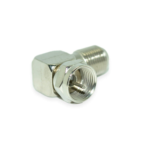 F Female to RCA Male Adaptor