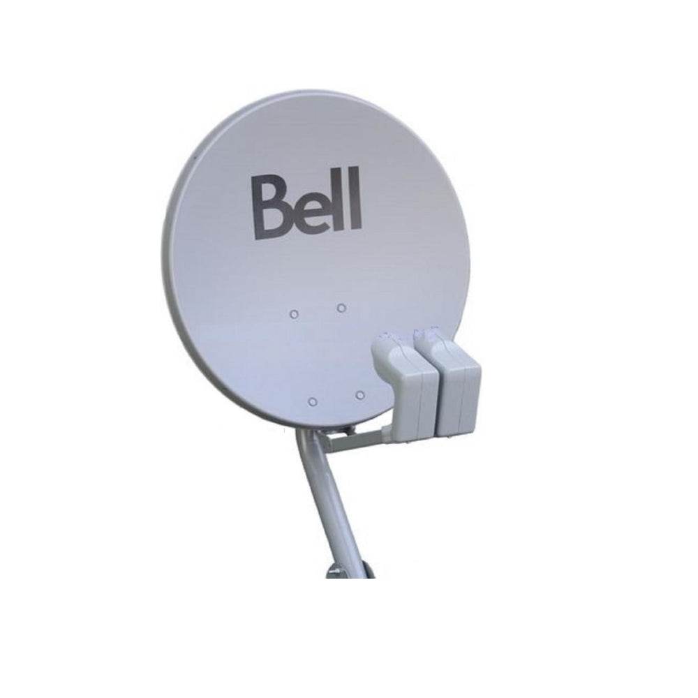 "Bell 20"" Elliptical Satellite Dish (Dish Only) - 21st Century Entertainment Inc."