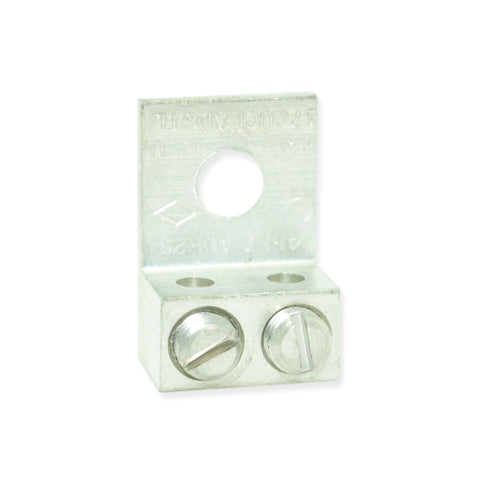 Aluminum Ground Lug for 10AWG Wire