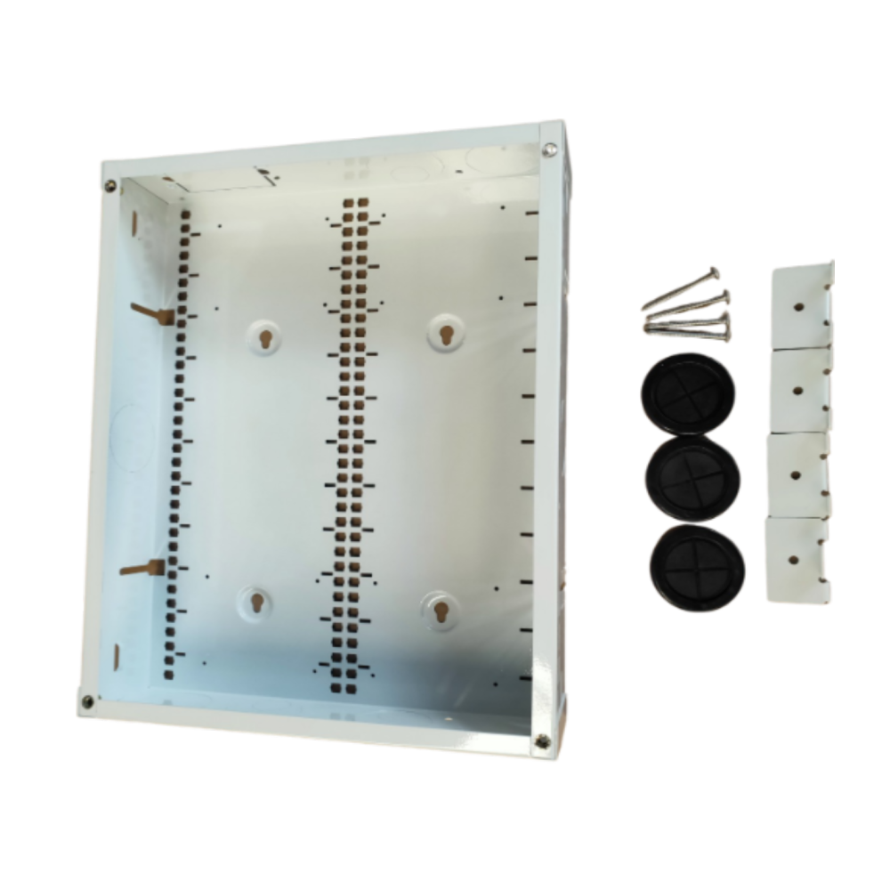 "CDD 18"" Metal Home Network Enclosure Box"