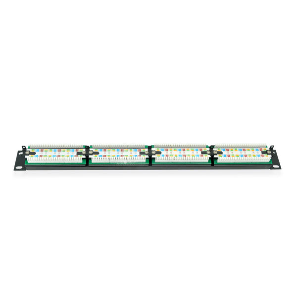 CDD 24-Port Cat5e Patch Panel - 21st Century Entertainment Inc.
