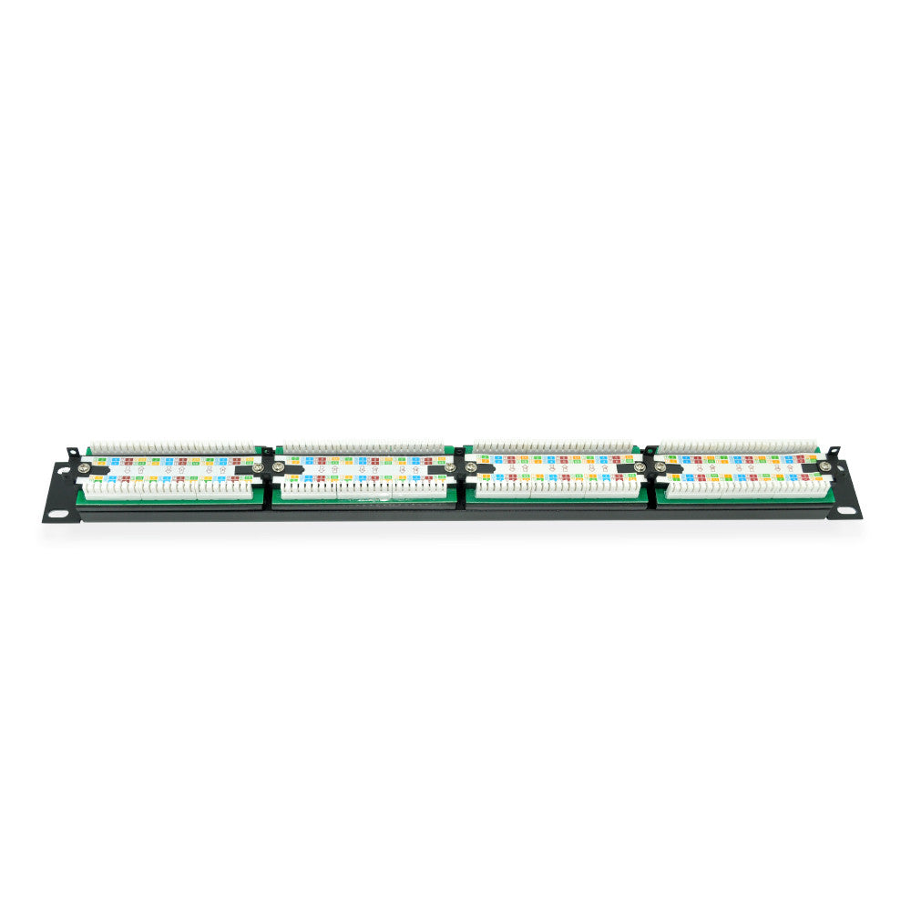 CDD 24-Port Cat6 Patch Panel - 21st Century Entertainment Inc.