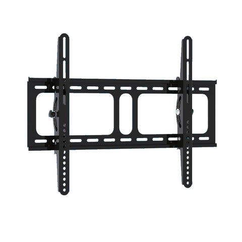 "Tilting Curved & Flat Panel TV Wall Mount for TV 37"" to 70"""