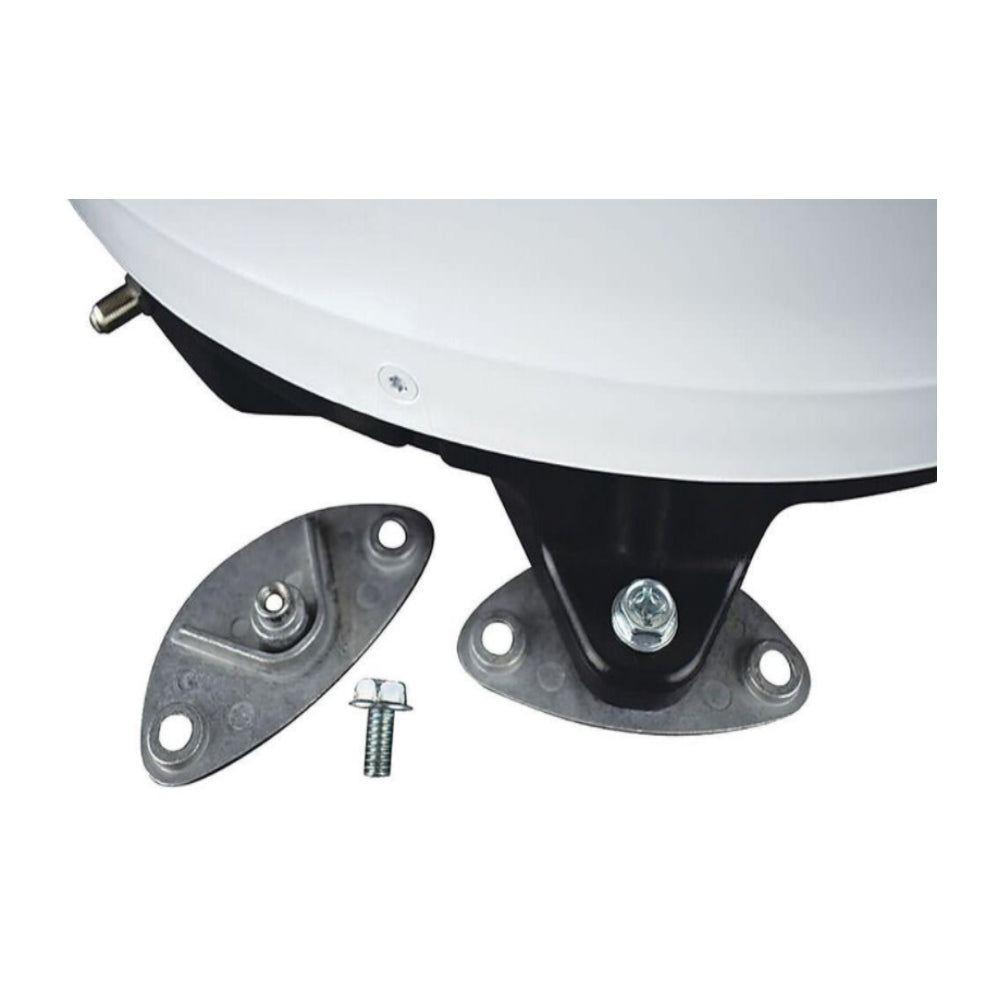 Satellite Antenna Roof Mount Kit for RVWI9000 & RVWI9035 RV Systems - 21st Century Entertainment Inc.