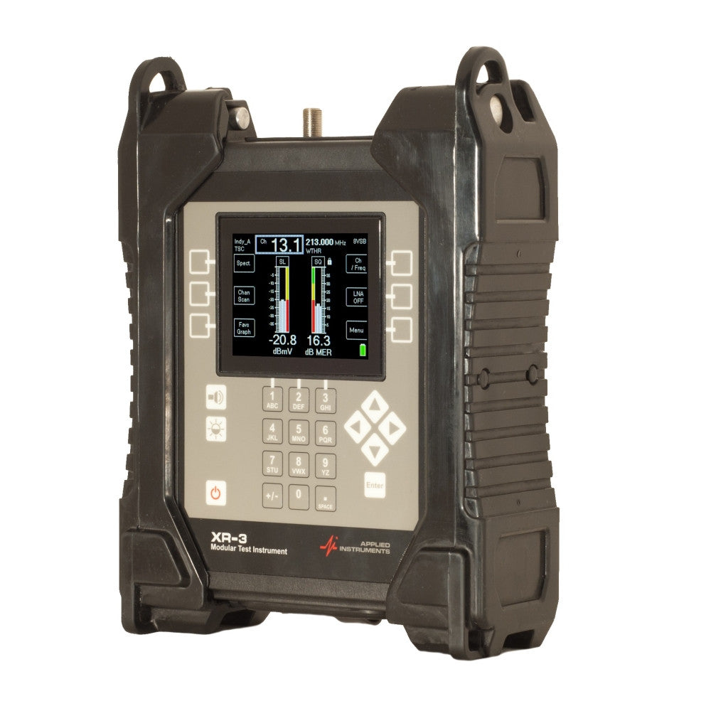 Applied Instruments XR-3 Modular Test Instrument with Wi-Fi - 21st Century Entertainment Inc.