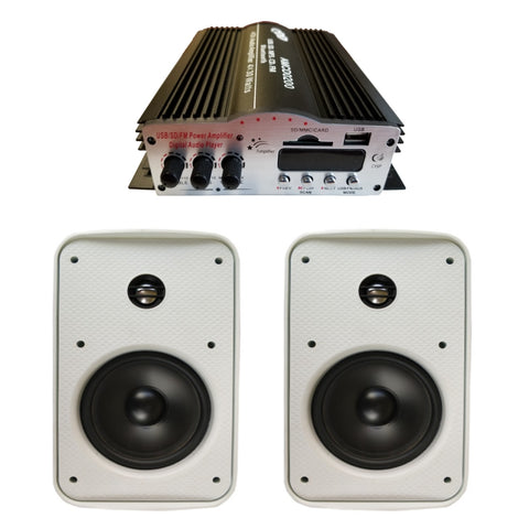 Angstrom Suono 300S On-Wall 2 1/2 Loudspeaker, Black