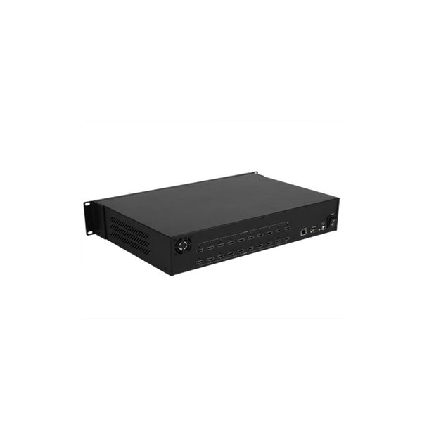 Element Hz™ ELE9096 4K x 2K HDMI 10x10 Matrix Switch w/ 3D, UltraHD Support & Android/iOS App Control - 21st Century Entertainment Inc.