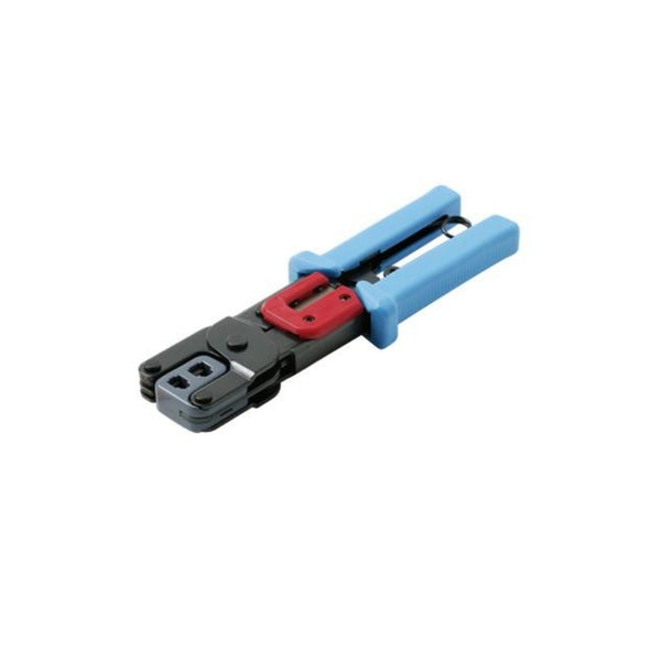 CDD Ratchet Crimp Tool for RJ11, RJ12, RJ45 - 21st Century Entertainment Inc.