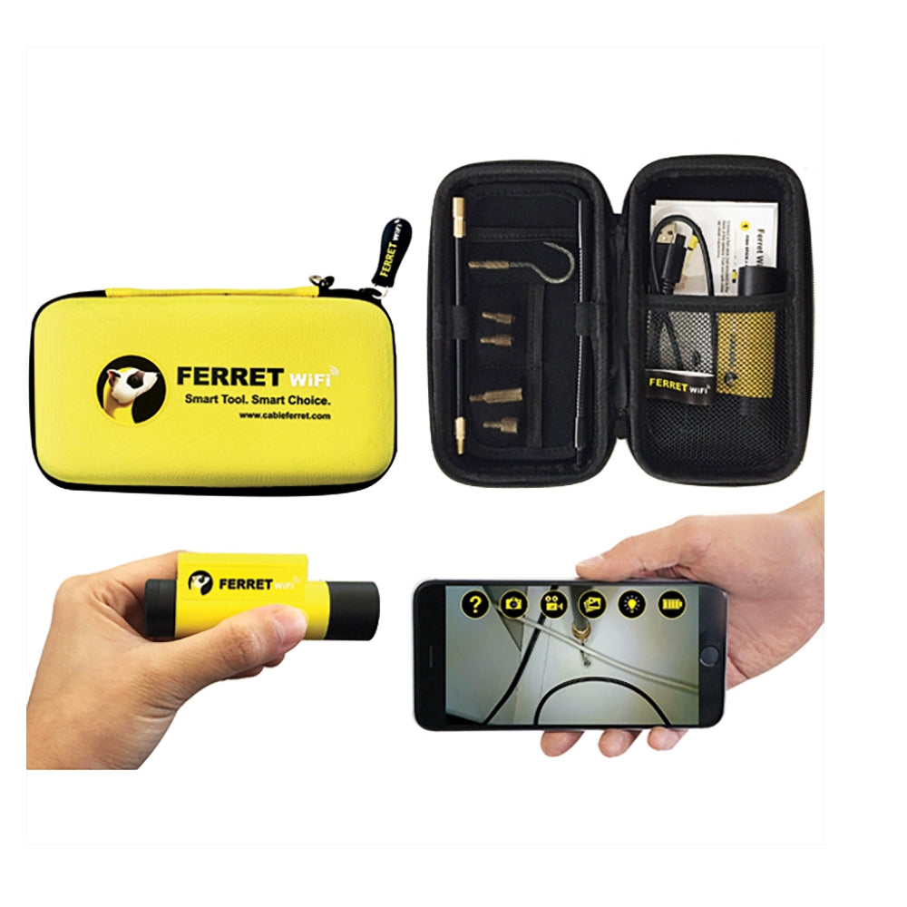 Rack-A-Tiers® RAC1192 - 99300 Ferret WiFi Inspection Tool