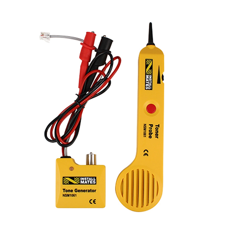 InstallMates™ NSM1061 Tone Generator & Amplifier Probe - 21st Century Entertainment Inc.