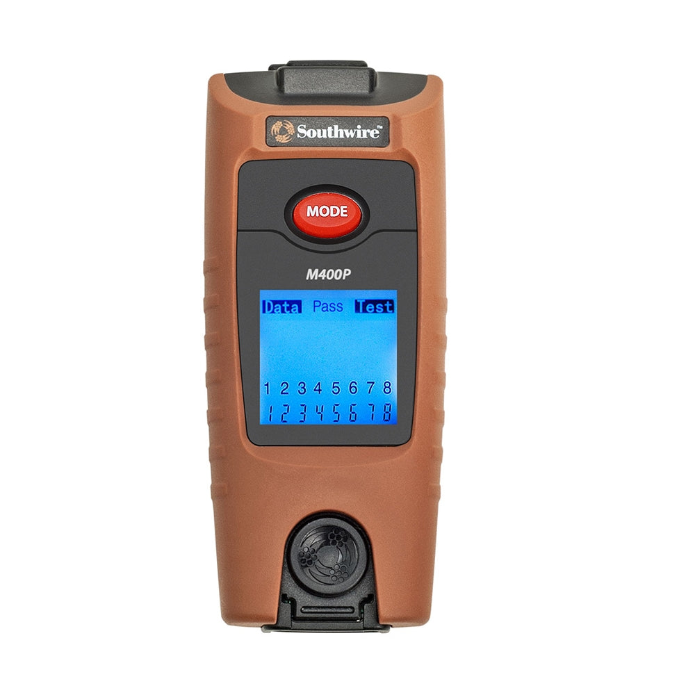 STW1052 - Southwire™ M400TP Professional Contractor Mapper for Data Cable